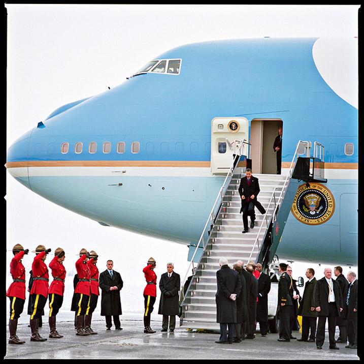 Obama Comes To Canada