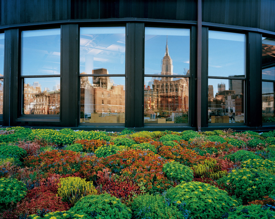 For Earth Day: Green Roofs from National Geographic Magazine