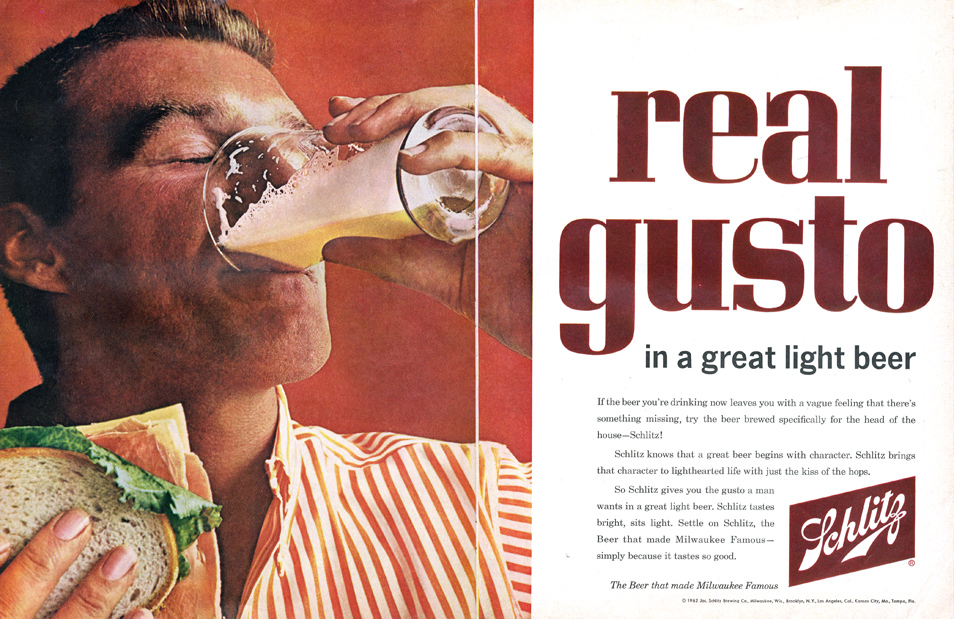 Zing! Classic Advertising Photography, Circa 1962