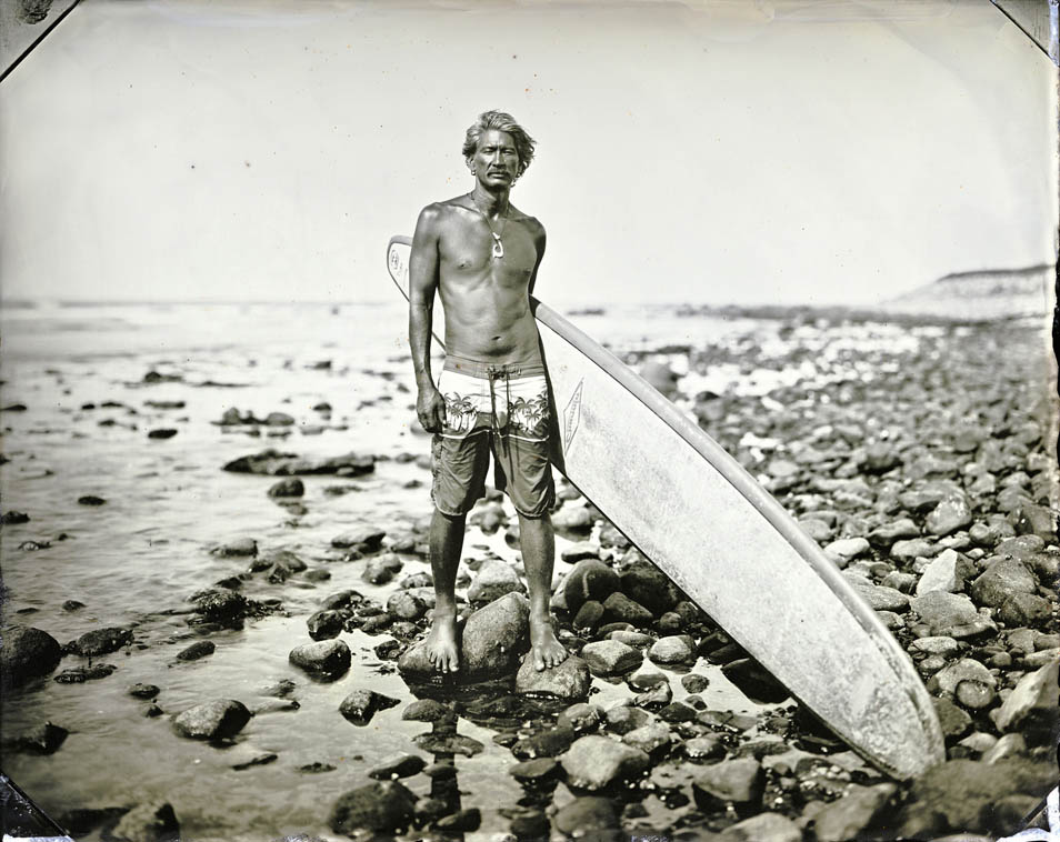 Tintype Surf Photography