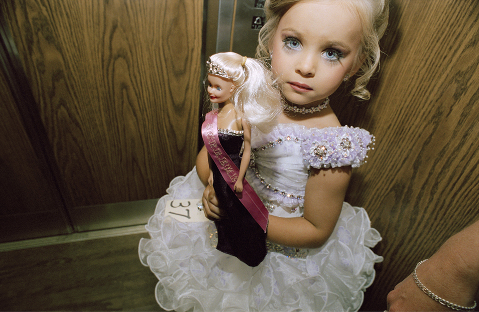 Colby Katz: Beauty Pageants (Four Photos)