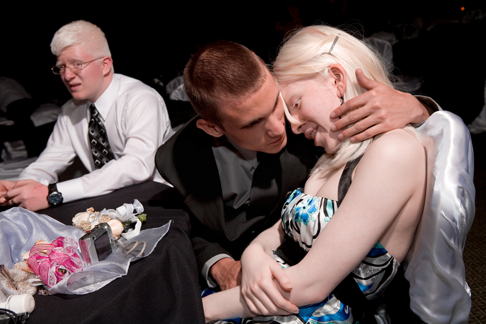 Sarah Wilson: Blind Prom (Four Photos)