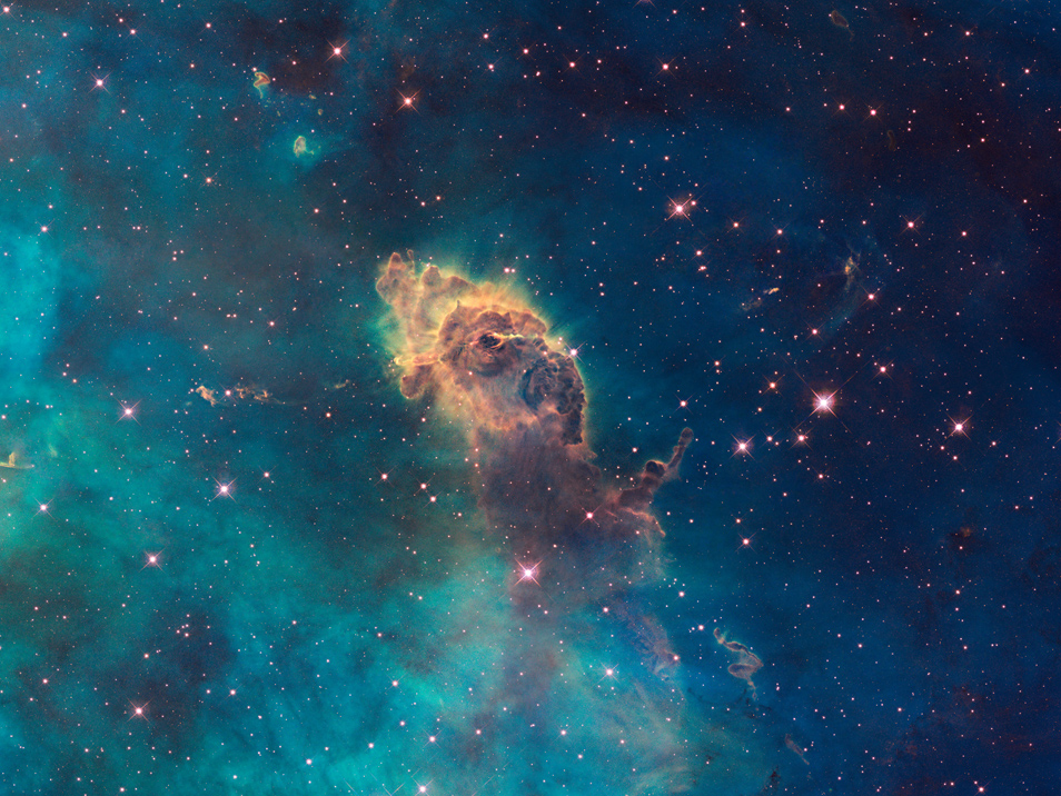 Five New Pictures from the Hubble Telescope
