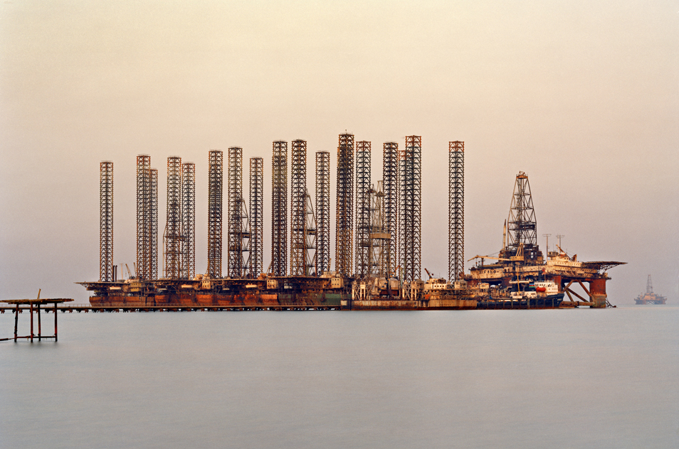 Burtynsky Oil Toronto Edward Burtynsky Oil Eight