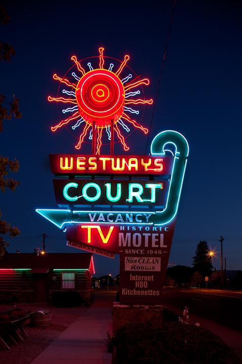 Westways Court - Delta, Colorado U.S.A.