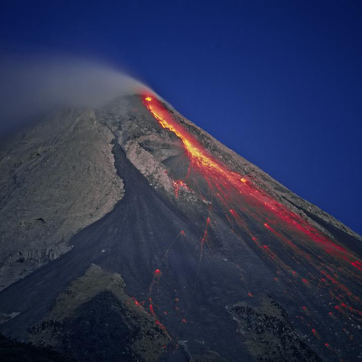 017 Mount Merapi
