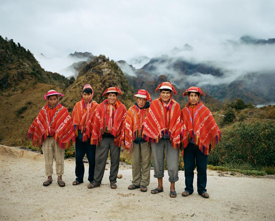 João Canziani: Peru