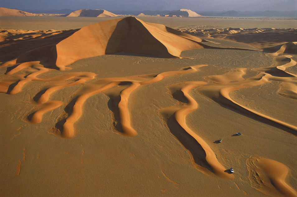 The Empty Quarter: Saudi Arabia