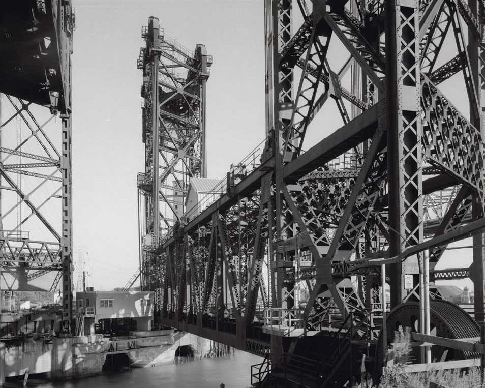Railroad Bridge, Calumet River Chicago 2002