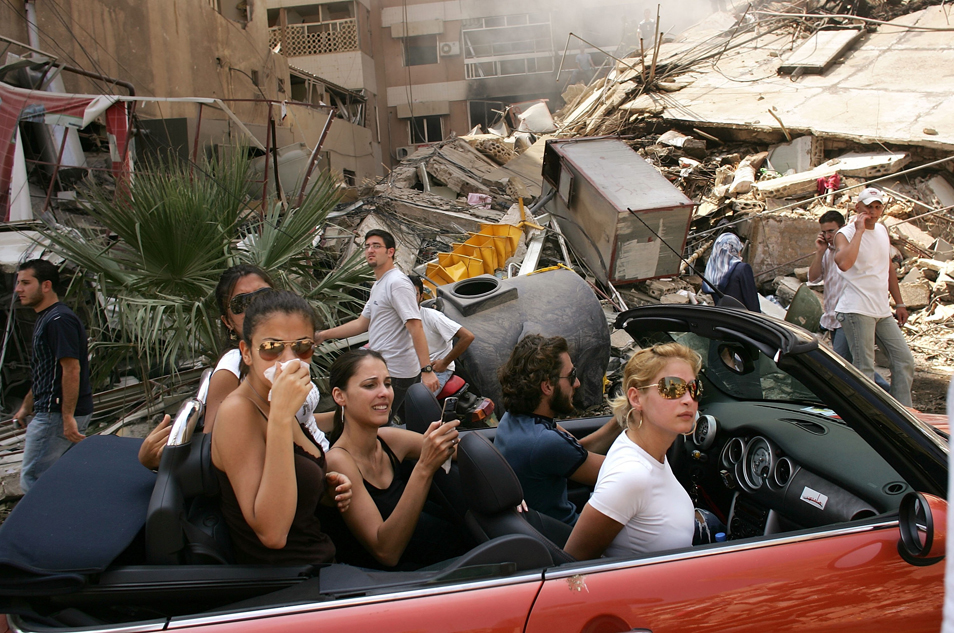 Visions of the Decade: Ceasefire in Beirut 2006