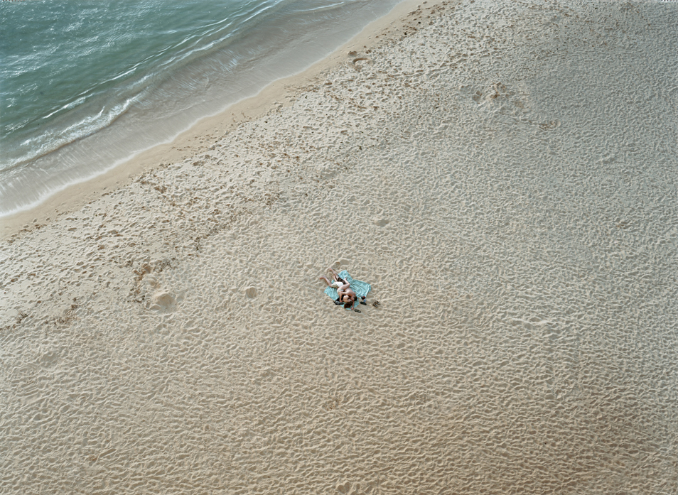 Visions of the Decade: Richard Misrach's On The Beach (5 Photos)