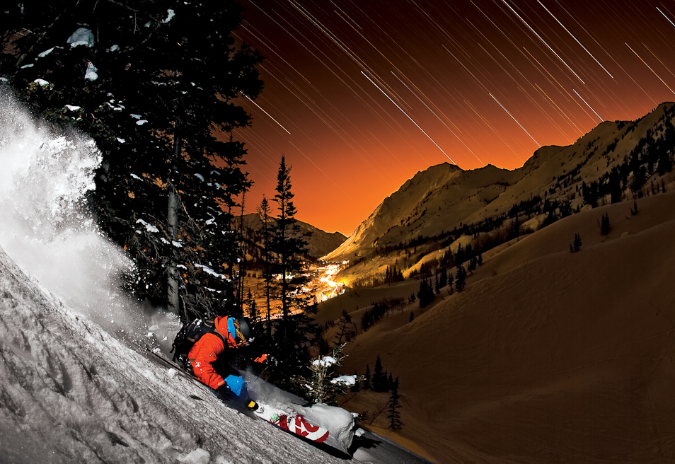 Grant Gunderson: Ski Season (9 photos)