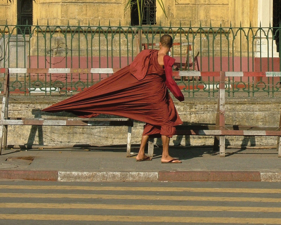 Monk on Wire