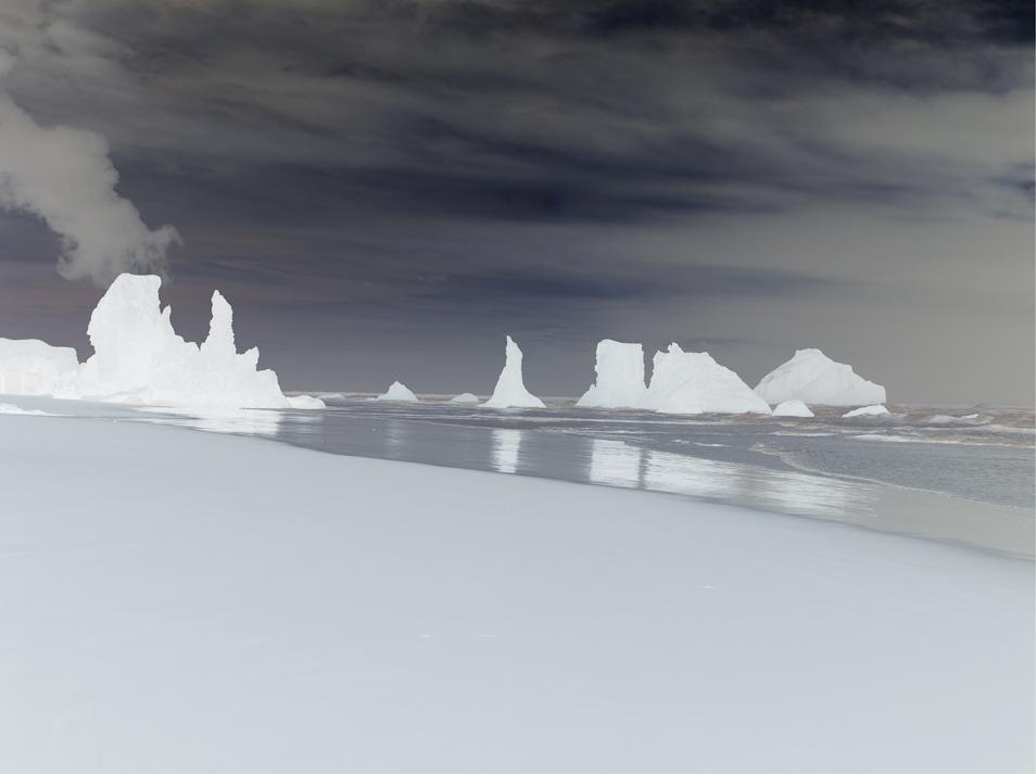 Arctic Ghosts (Richard Misrach)