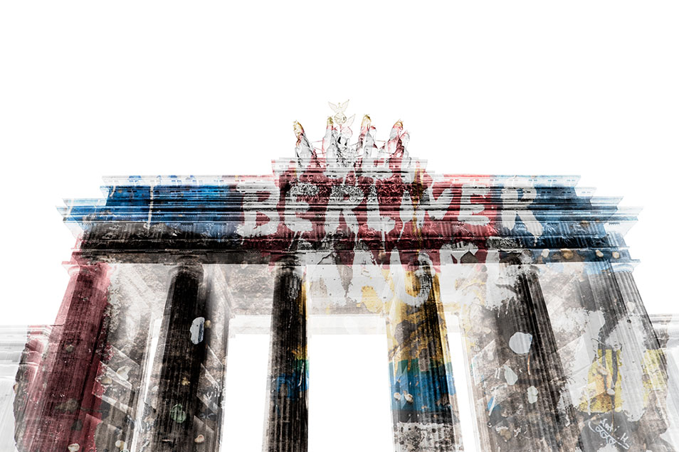 Berlin, Under Deconstruction (2 photos)