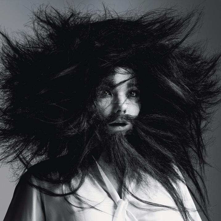Bewildered. Bewhiskered. Björk.