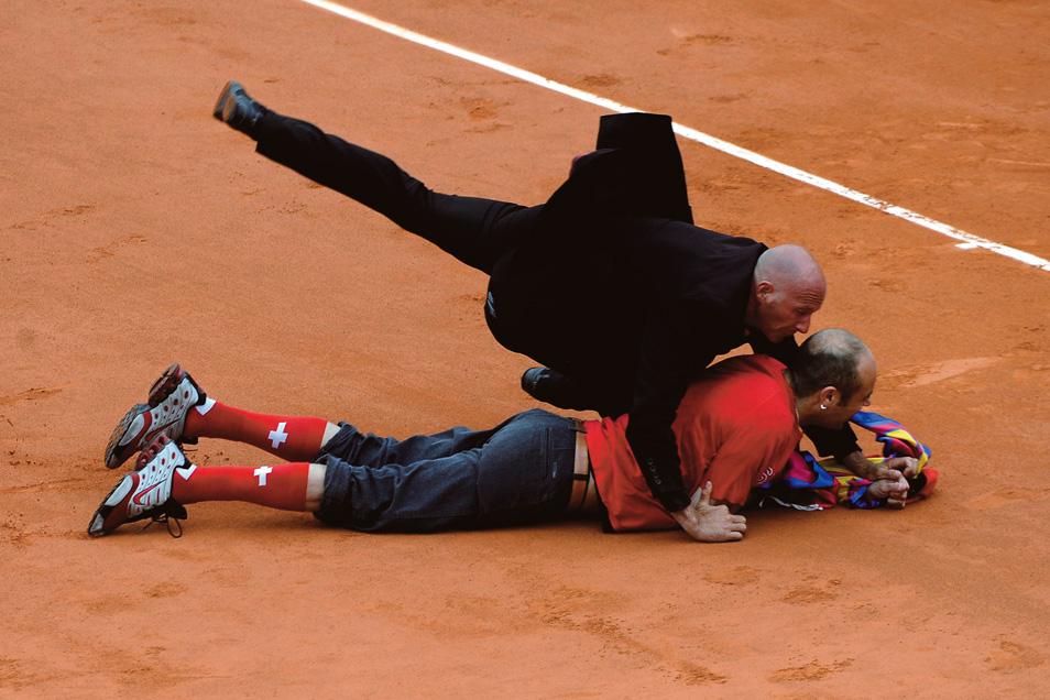 In Defense of Roger Federer