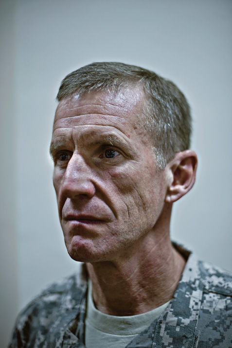 General McChrystal's War (5 photos)