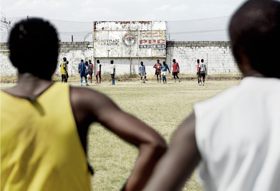African Arenas (10 photos)