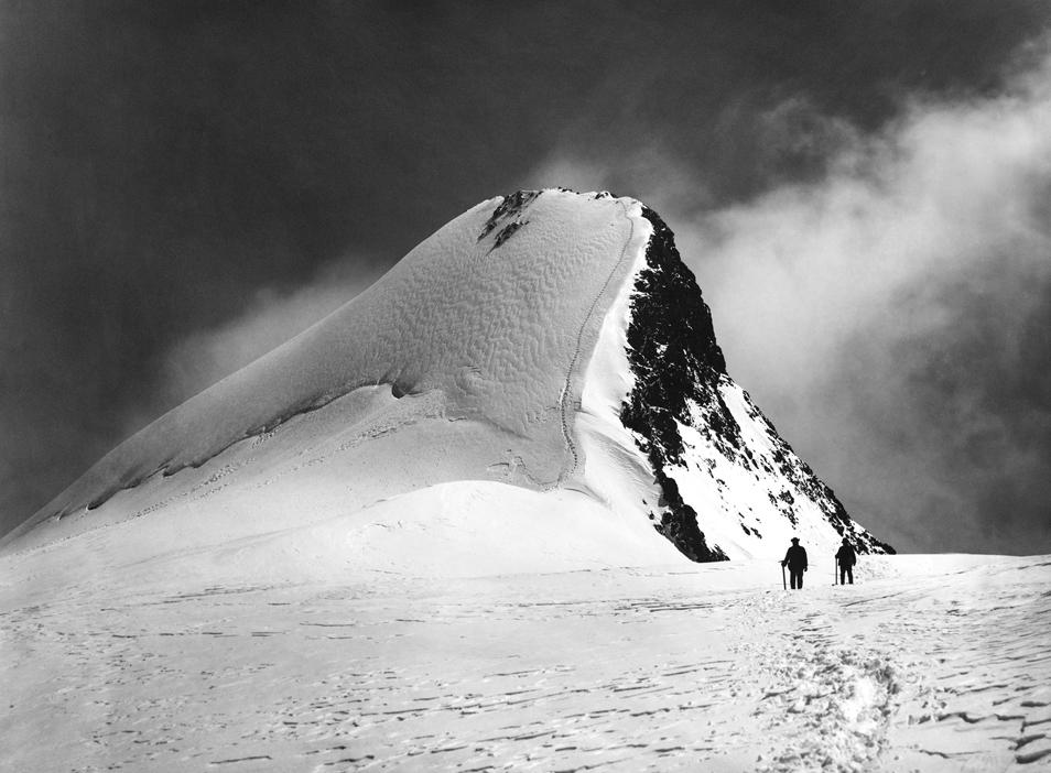 The Collodion Climb