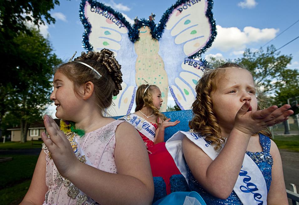 Princesses on Parade