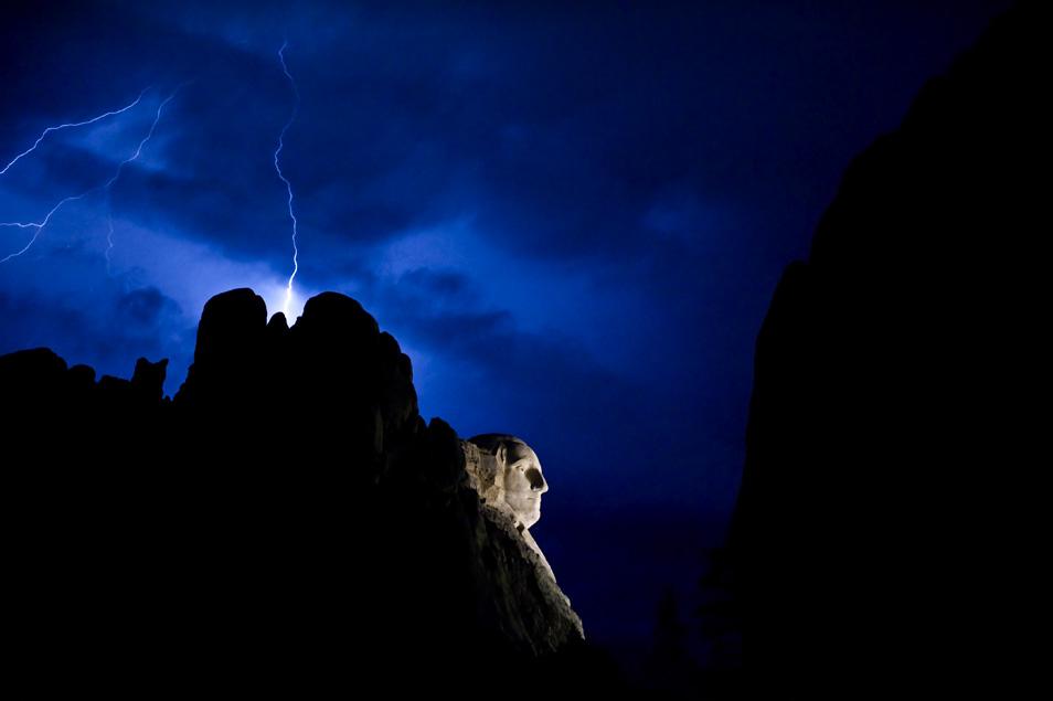 Presidential Lightning