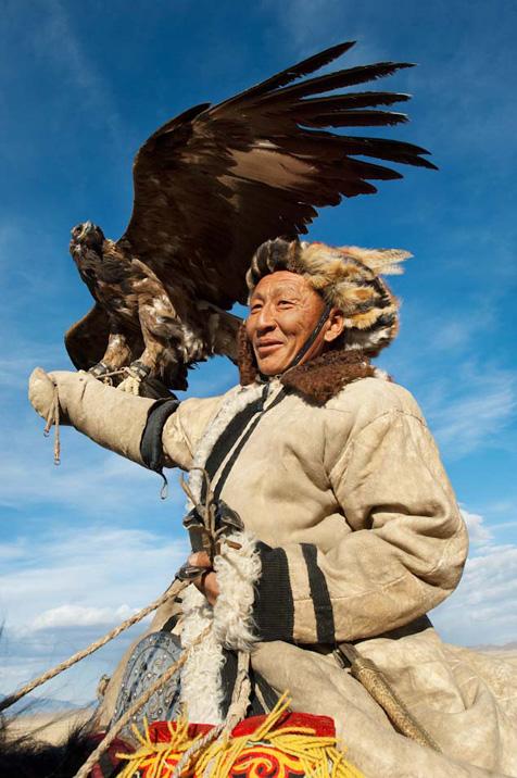 Dalai Lama and Faces of Tibet (3 photos)