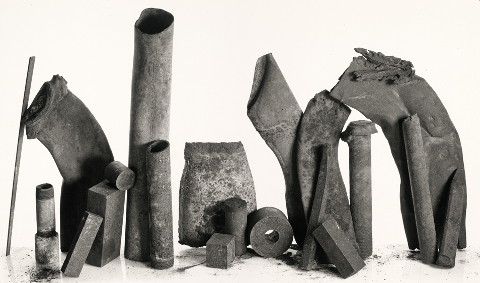 Irving Penn: 20 Metal Pieces