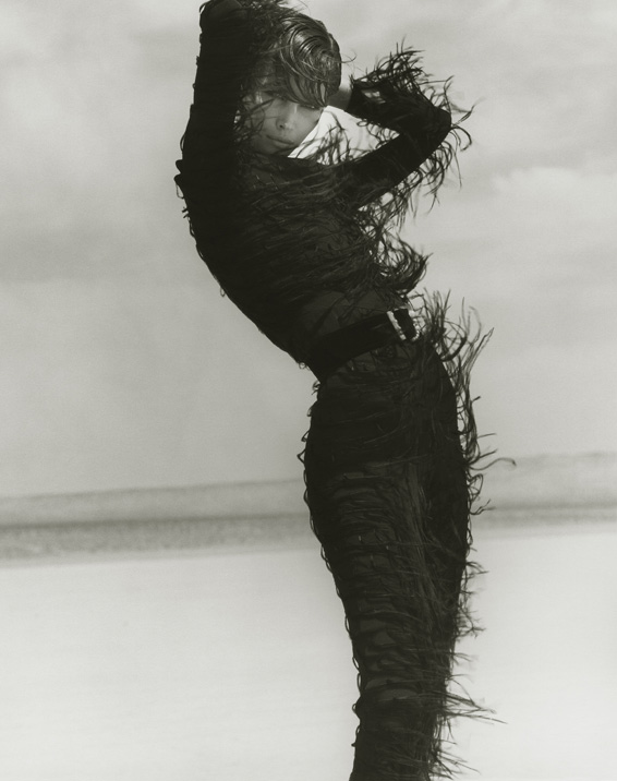 Herb Ritts's Cool People, Beautiful Bodies (8 photos)