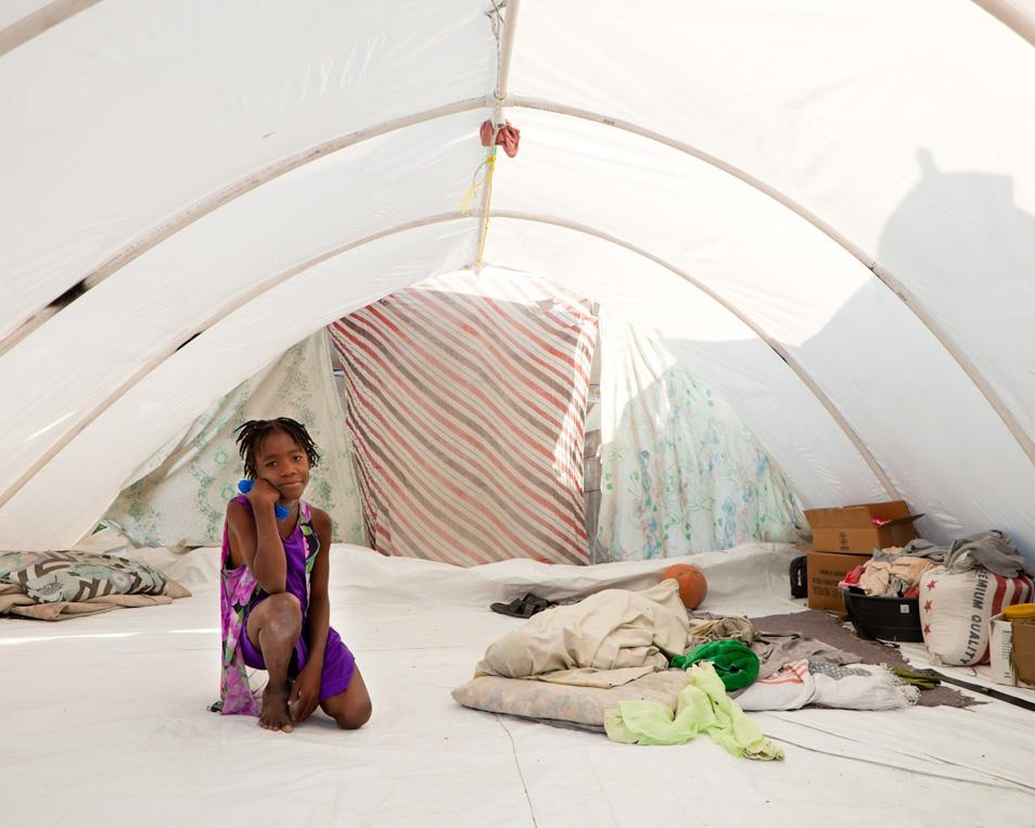 Tent Life (10 Photos)