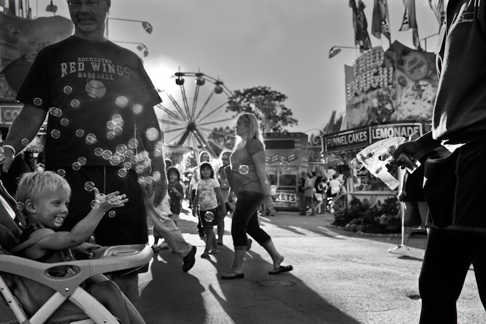 Decisive Moments of Chaos (5 photos)