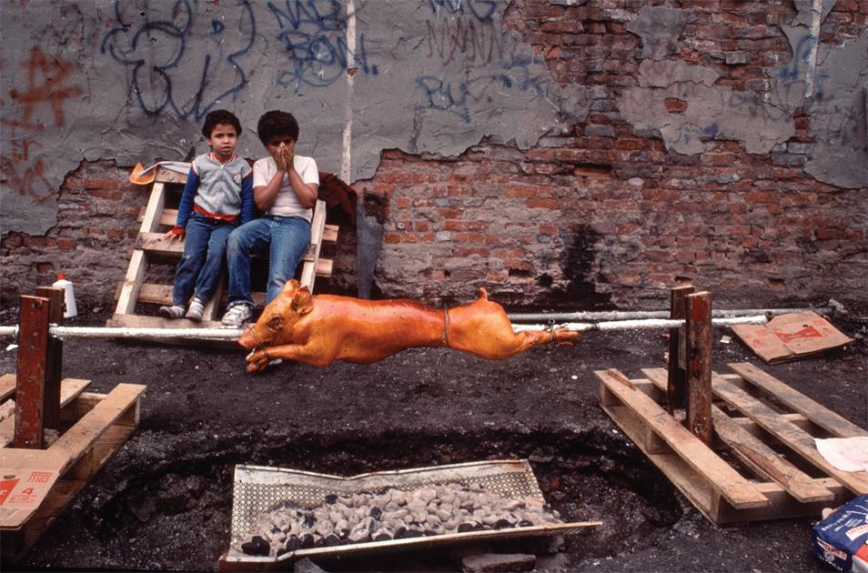 """Arlene Gottfried: """"Nuyorican"""" Retrospective (5 Photos)"""