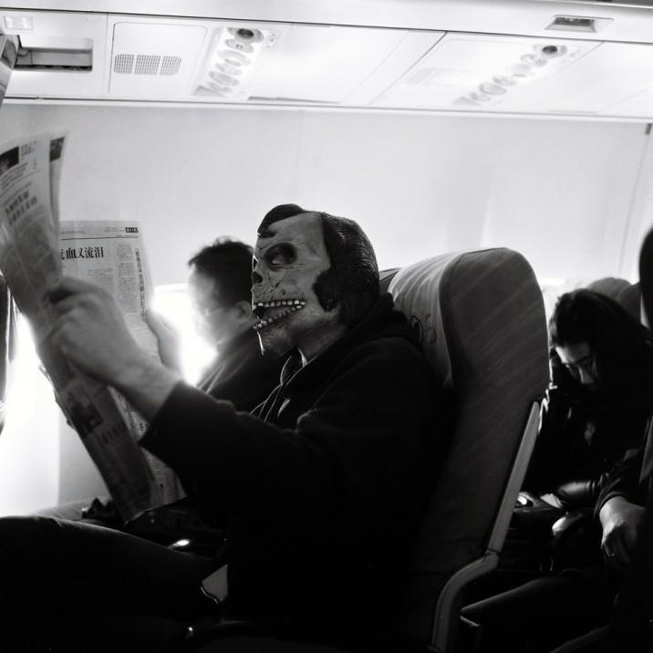 Beijing plane