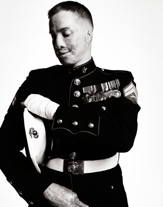 Wounded Warriors (5 photos)