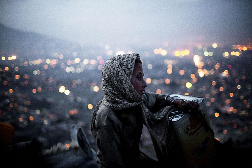 Women Between Peace and War: Afghanistan (4 Photos)