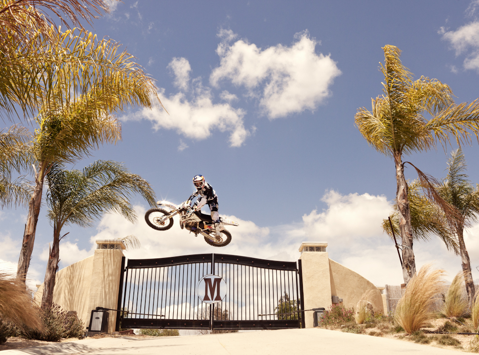 Nathan Ellis Perkel: X-Games Athletes (6 photos)
