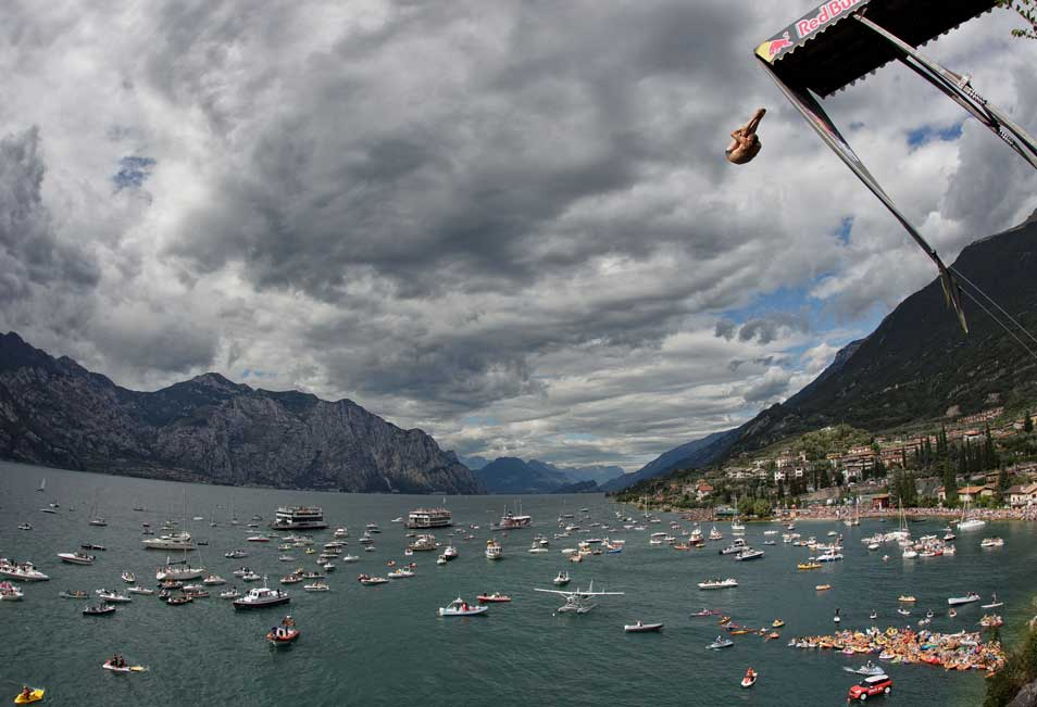 © Damiano Levati/Red Bull Cliff Diving