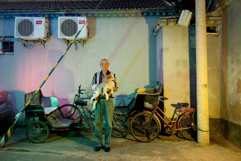 My Beijing Neighbors (3 Photos)
