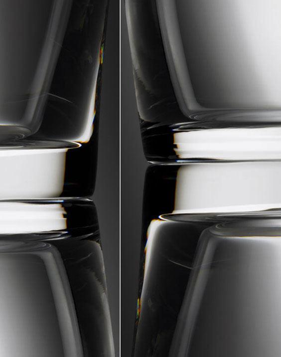 Peter Bosch: Glass Half Full (3 photos)