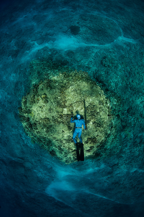 Free Dive Hunters (10 Photos)