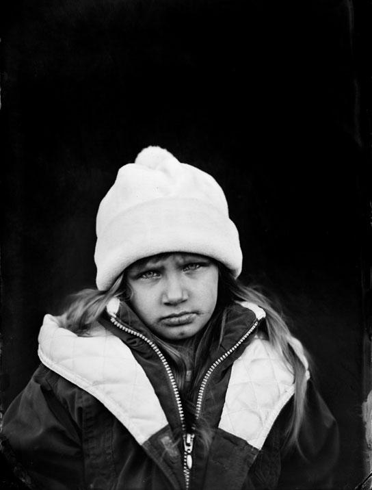 Gary Briechle: Wet Plate Portraits (4 Photos)