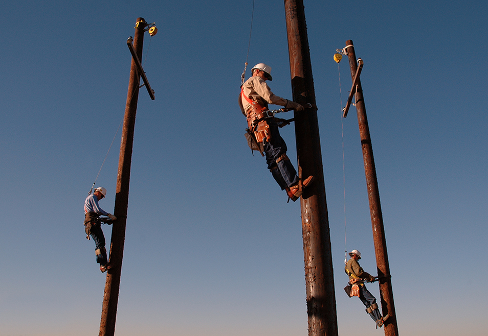 Pole Workers