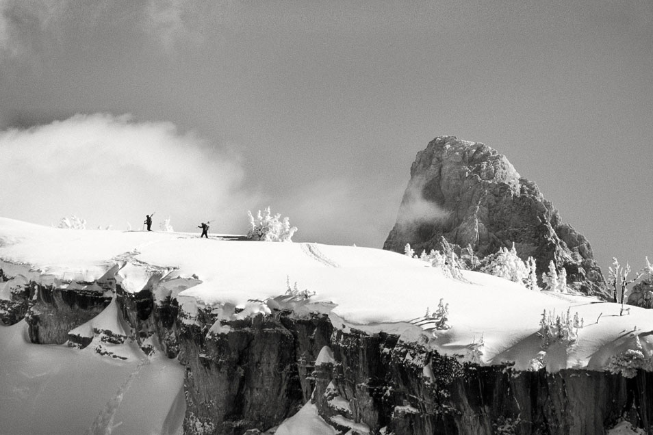 Mark Fisher: Extreme Skiing (7 Photos)