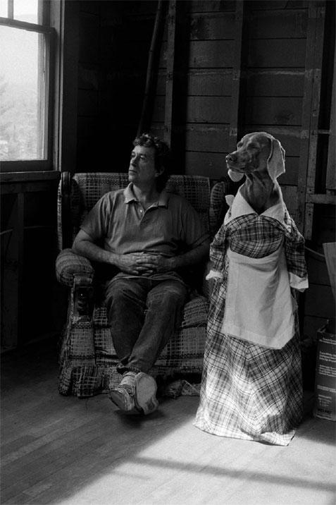 John Loengard: Encounters With Great Photographers (3 photos)