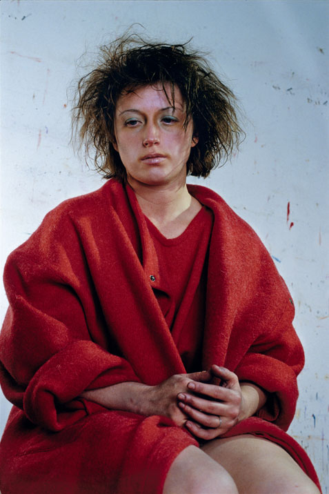 """Untitled #137. 1984."" Courtesy the artist and Metro Pictures, New York © 2012 Cindy Sherman"