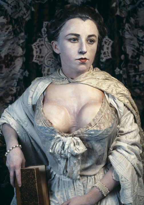 """Untitled #183."" (1988) Courtesy the artist and Metro Pictures, New York © 2012 Cindy Sherman"