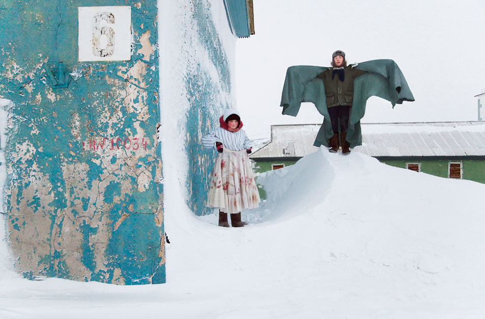 Love, Anxiety, Happiness in the Arctic