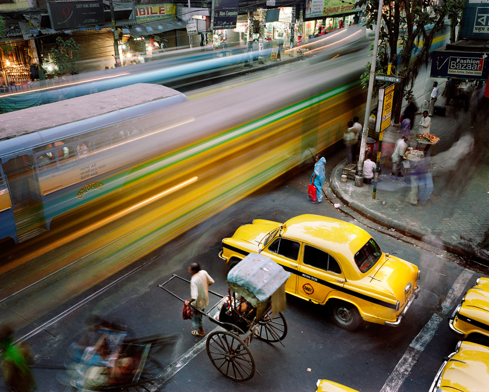 Life in Megacities (5 Photos)