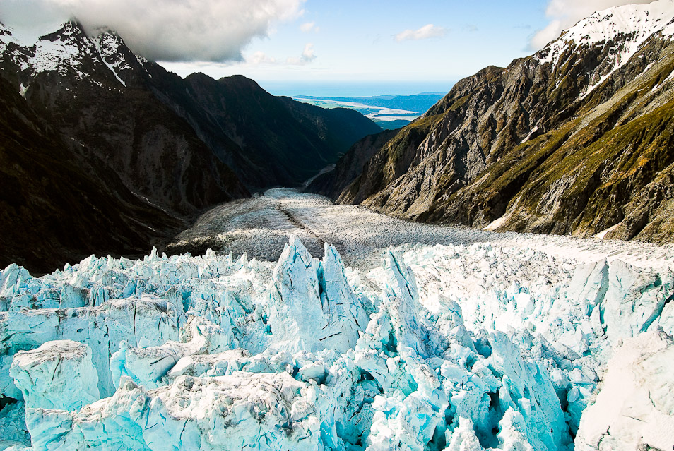 New Zealand Glaciers (5 Photos)