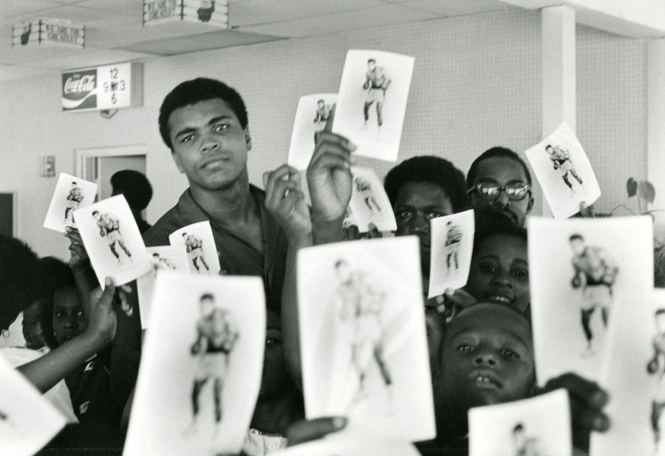Muhammad Ali by Gordon Parks